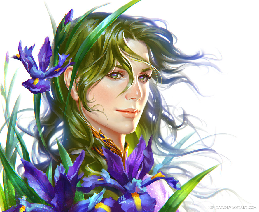 irises by kir-tat