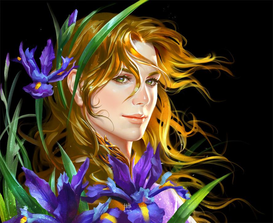 irises 2 by kir-tat