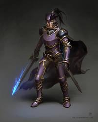 Knight by kir-tat