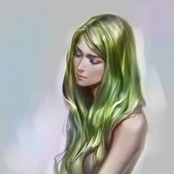 mermaid by kir-tat