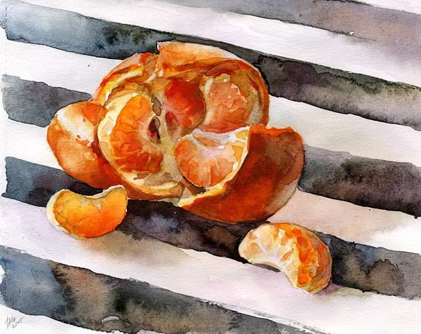 Mandarin by kir-tat