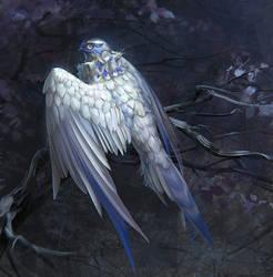 White bird by kir-tat
