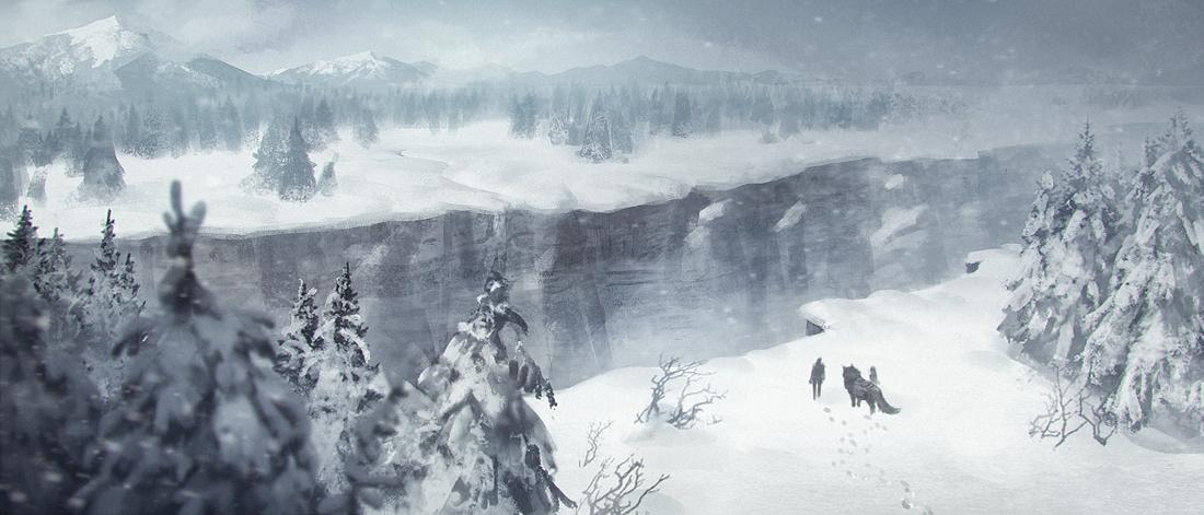 canyon by kir-tat