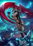 Shamanic Princess by kir-tat