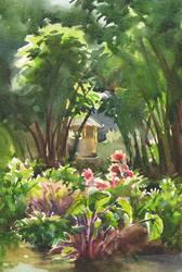 Palermo botanical garden by kir-tat