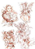 Fairies by kir-tat