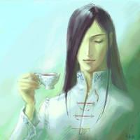 red tea by kir-tat