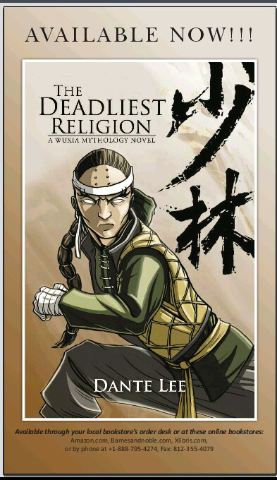 The Deadliest Religion by DanteLee1979