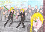 aph: Palm Sunday (Easter gift for Gosix95 OuO)