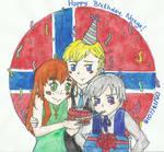 aph: Happy Birthday, Norge! (2018)