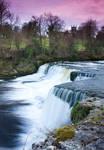 Aysgarth Middle Falls.