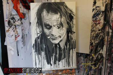 Joker (In Progress) by StephenQuick
