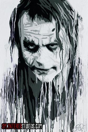 Joker by StephenQuick