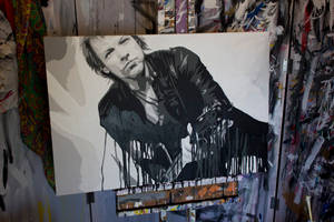Work In Progress - Jon Bon Jovi by StephenQuick