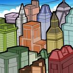 Background of the City Skyline