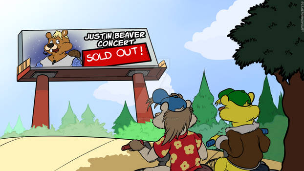 Justin Beaver Concert SOLD OUT