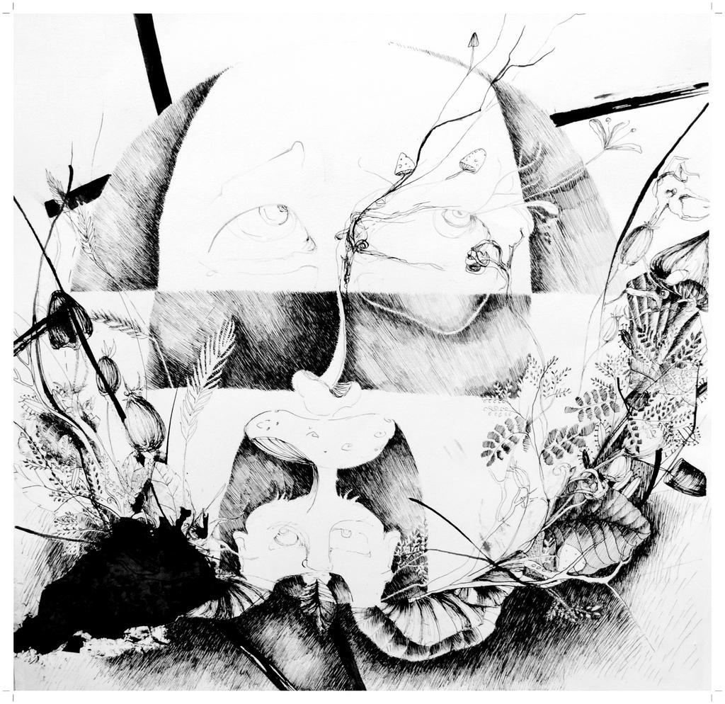 A dream in a dream by AnnaEPuiu