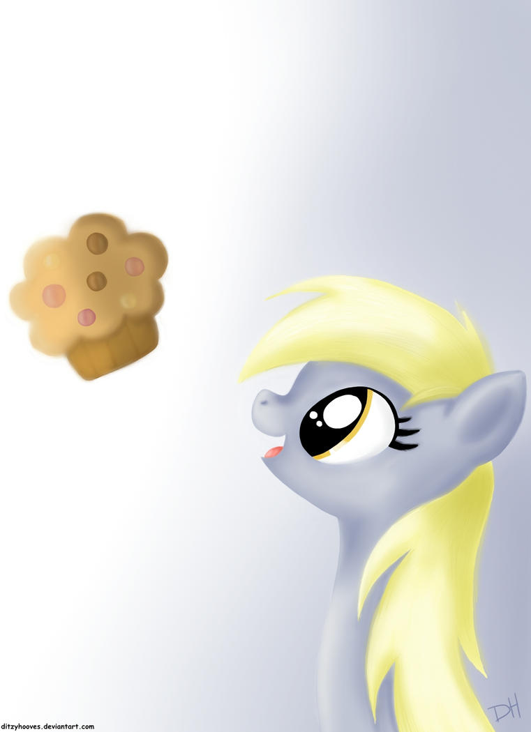 My little Derpy 9 by DitzyHooves