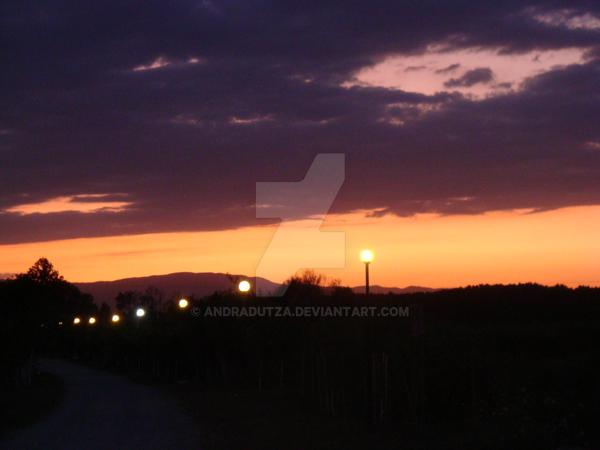 Sunset 2 by Andradutza