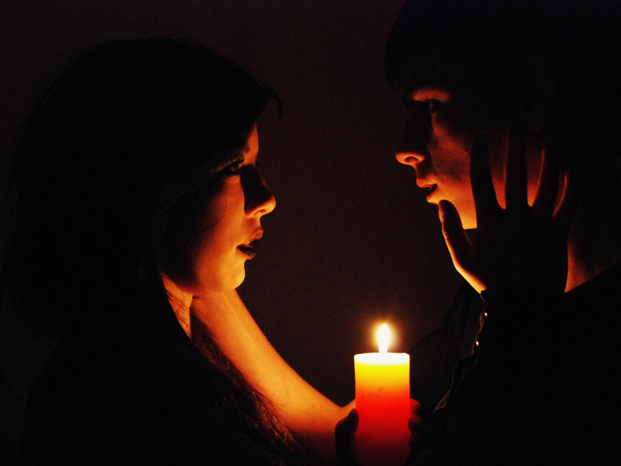 Gothic Vampires - Candlelit by I-roLL-wItH-vAmPiReS