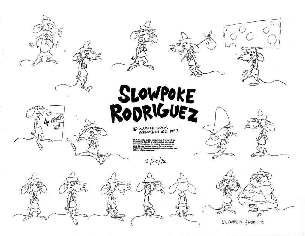 Slowpoke Rodriguez on DeviantArt