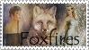 Foxfires Stamp by StampsbyJen
