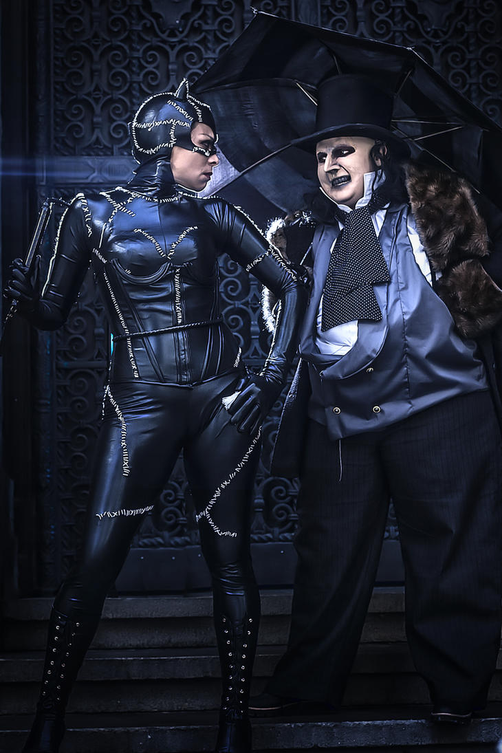 Batman Returns Penguin Costume Batman Returns 1 4 Scale Action