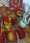 WH40K:Magnus the Red