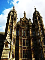 houses of parliament by tnemgarf