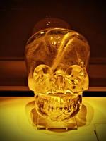 crystal skull by tnemgarf