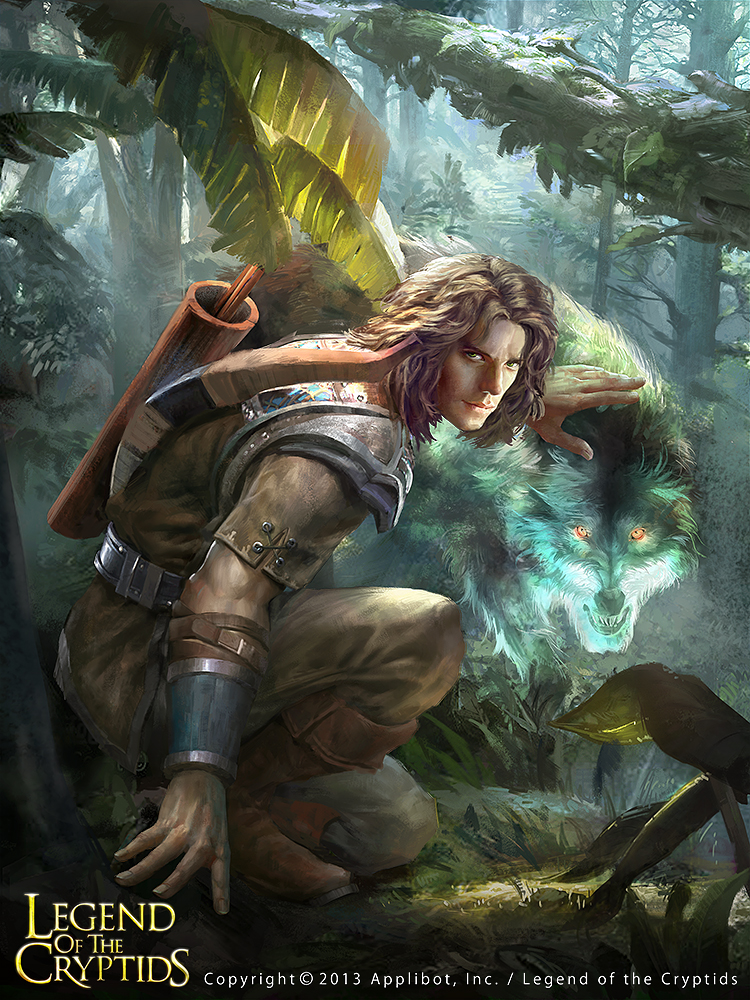 Hunter by Ashramart
