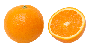 Orange PNG Image