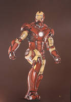 Iron Man by Raraku27