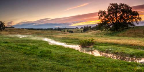 Deer Creek Sunrise 020