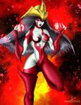 Elemental Hero Burstinatrix Complete