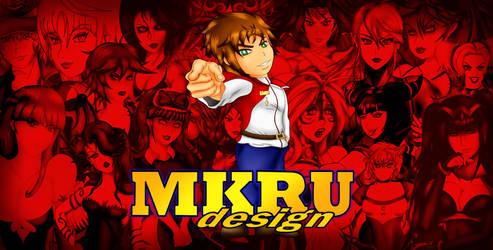 MKRUdesign Banner 2018 by MKRUdesign