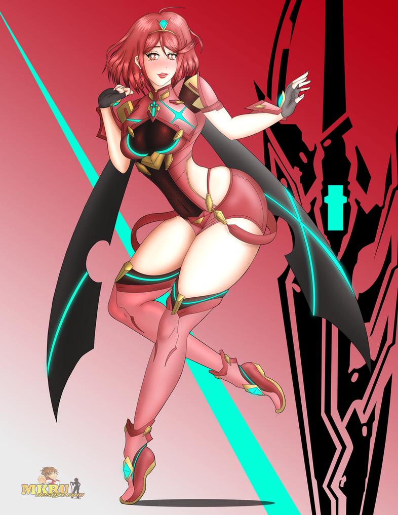 Pyra complete by MKRUdesign