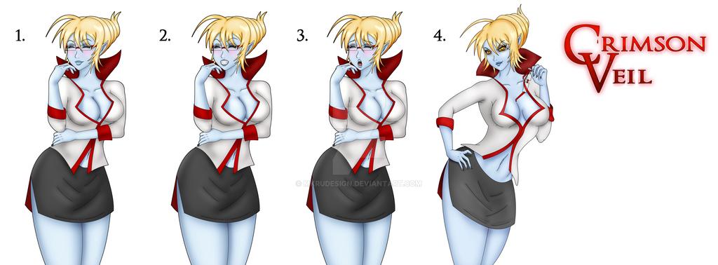Faye Character Portrait by MKRUdesign
