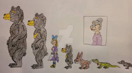 Fairytale Cast (Part: 1)
