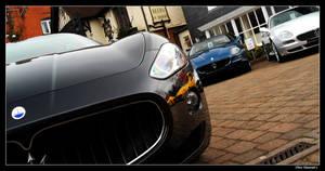 Three Maserati's - Updated