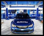 Impreza WRC 2008 - Updated