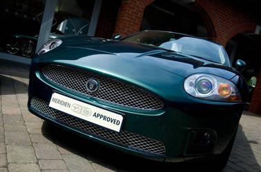 Jaguar XKR Convertible by TVRfan