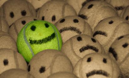 Be Happy by TheLazyFox