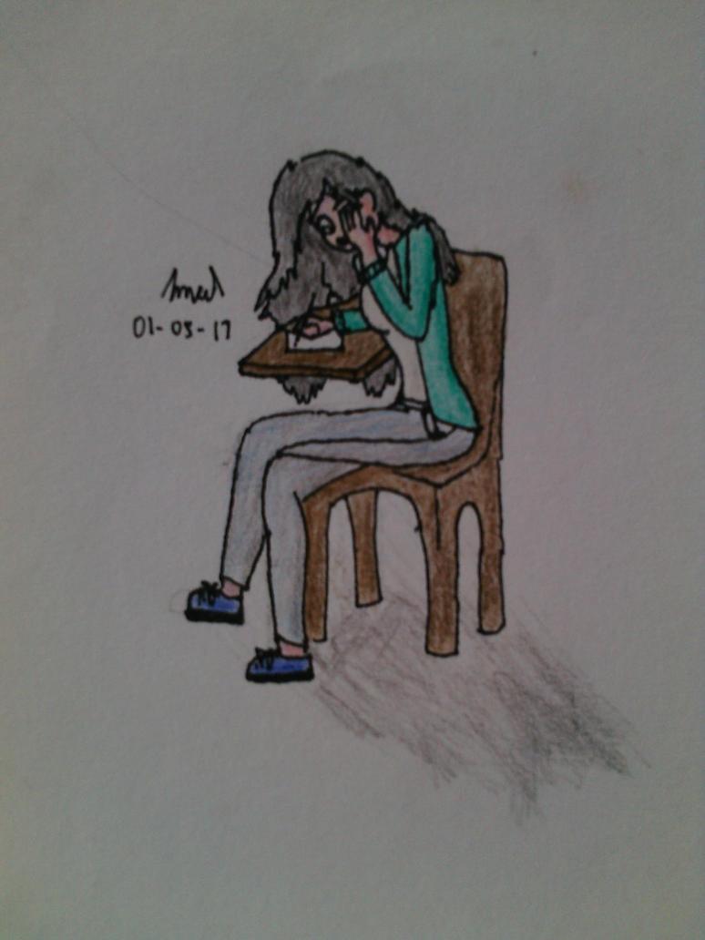 Writing Habit by Terumee