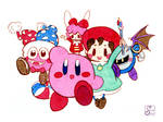 Happy Dance, Kirby Star Allies Thank You