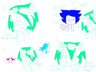 Ryn doodle batch by Caty2016