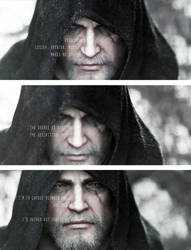 Geralt of Rivia/Killing Monsters, quote