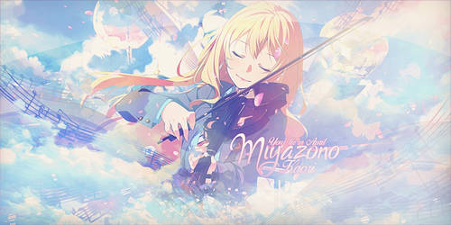 Miyazono Kaori Your Lie In April
