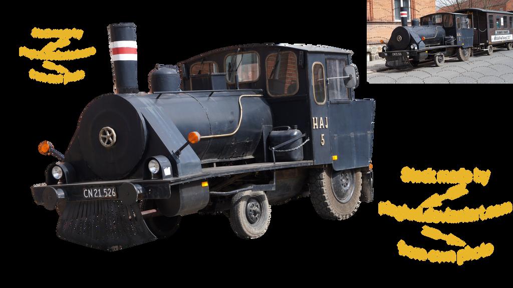 Train by piaglud