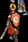 Freebi 20 Warrior by piaglud